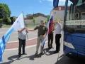 2012 Crest (FR) - Priprava zastav